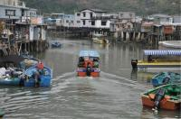 Tai O Fishing Village Folk House China