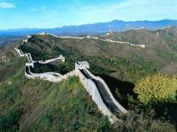 Badaling Great Wall Beautiful Landscape
