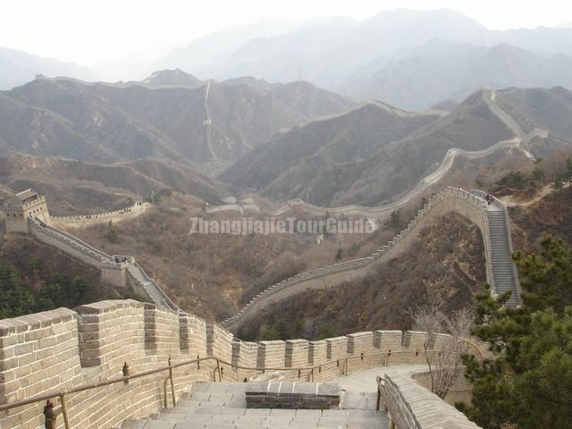 Spectacular Badaling Great Wall
