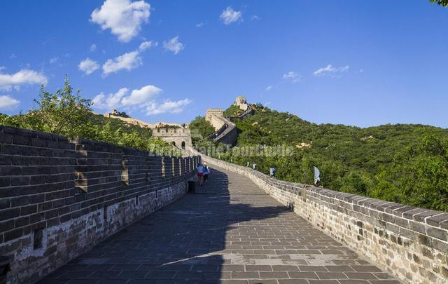 Badaling Great Wall Scenery