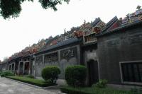 Spectacular Ancestral Temple of the Chen Family