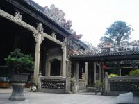 Ancestral Temple of the Chen Family Charming Building