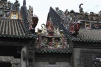 Ancestral Temple of the Chen Family Beautiful Sculptures