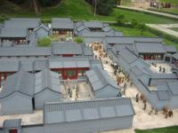 Chinese Folk Culture Village Beautiful Mini-attractions Shenzhen