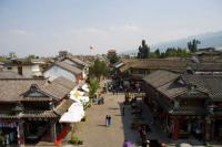 Ancient City of Dali Booming Street