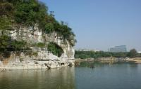 Elephant Trunk Hill and Li River Guilin