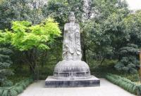 Feilai Peak Charming Carved Stone Hangzhou China
