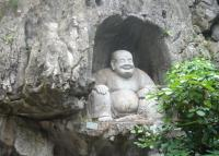 Vulture Peak Figure of Buddha Hangzhou