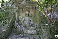 Feilai Peak King Kong God Carved Stone Hangzhou