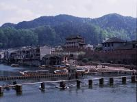 A View of Fenghuang Old Town
