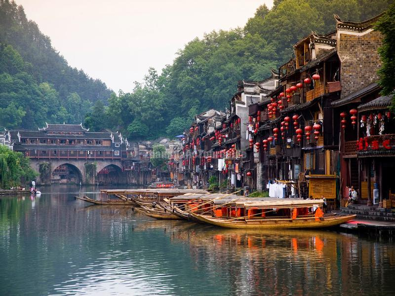Fenghuang Ancient City