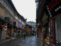 A Street View in Fenghuang Old Town
