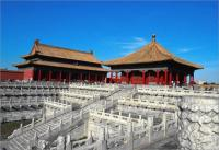 Forbidden City Palaces Beijing
