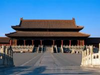 Forbidden City Charming Building