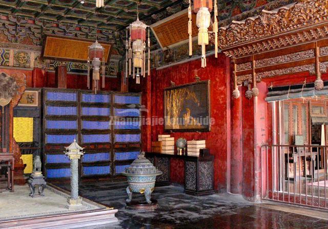 Forbidden City Interior Decoration