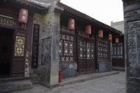 Architecture at Gao Family Courtyard House China