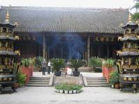 Qingyang Gong or Green Ram Temple