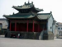Building at Guanlin Temple Luoyang