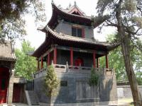 Guanlin Temple Architecture China