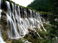 Huanglong Waterfall Spring