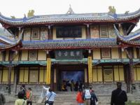 Huanglong Ancient Temple Religion