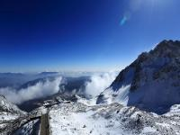 Jade Dragon Snow Mountain Charming Scenery