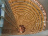 Shanghai Jinmao Tower Interior Structure