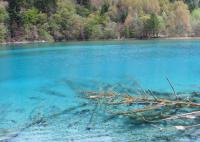 Jiuzhaigou Beautiful Lake