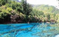 Jiuzhaigou Beautiful Scenery