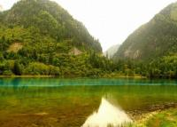 Jiuzhaigou Five Flower Lake