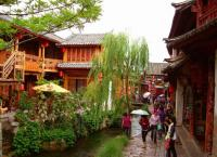 Ancient City of Lijiang Alley