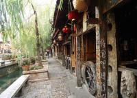 Lijiang Old Town Street