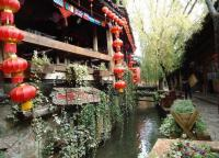 Ancient City of Lijiang Scenery