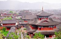 Ancient City of Lijiang Buildings