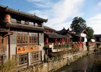Ancient City of Lijiang Landscape