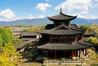 Ancient City of Lijiang Architecture