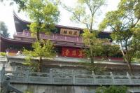 Lingyin Temple Depository of Buddhist Sutras Hangzhou China