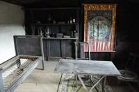 Furnitures in Joseph F. Rock's Residence Lijiang