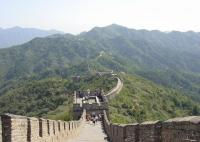 Mutianyu Great Wall Summer