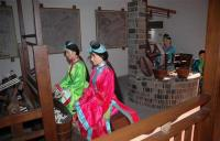 The Model of Weaving Women at No. 1 Silk Factory Suzhou