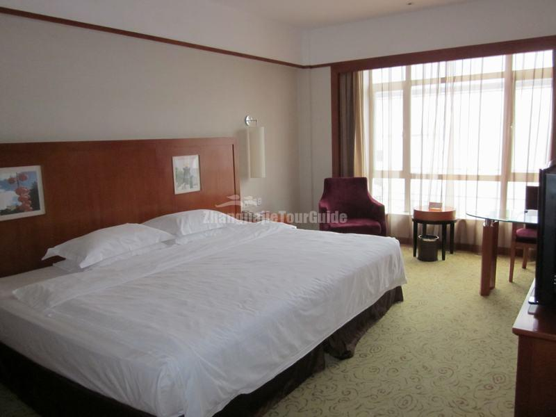 Pullman Hotel Zhangjiajie Standard Room with King-Size Bed