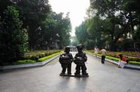 Shamian Island Lovely Sculpture Guangzhou