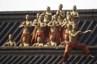 Shaolin Temple Monks Zhengzhou China