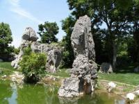 Stone Forest Attractive Landscape Kunming