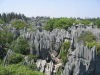Stone Forest Kunming Yunnan