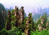Suoxi Valley Nature Reserve, China