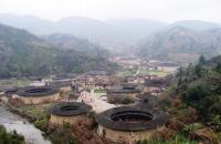 Taxia Village Tulou Cluster