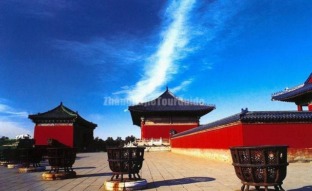 Spectacular Temple of Heaven Beijing