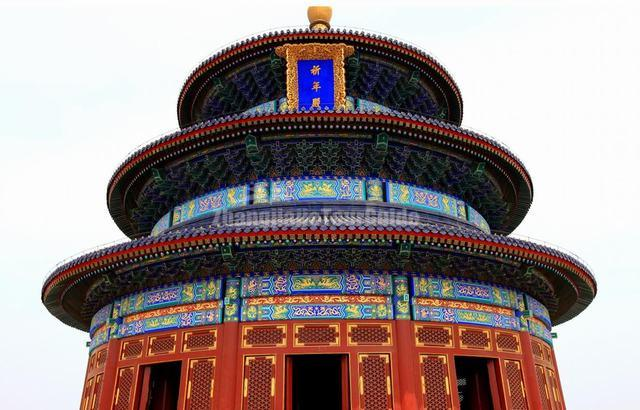 Qiniandian at Temple of Heaven