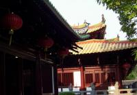 Temple of Six Banyan Trees Architecture Guangzhou